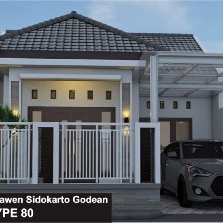 Hunian Spesial Di Yogyakarta Rumah Di Jual Jl Godean Sidokarto