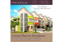 Townhouse Baru Elegan Mewah 2lt dekat RS Al Islam Bandung