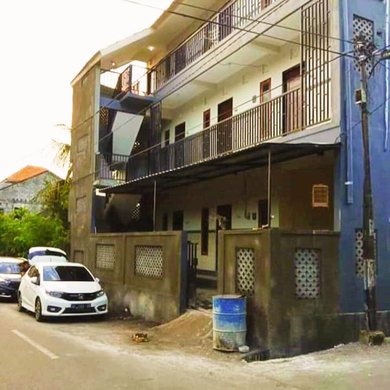 Investasi Bagus.Rumah kost di Bali.Harga Semiring Menara Pisa.