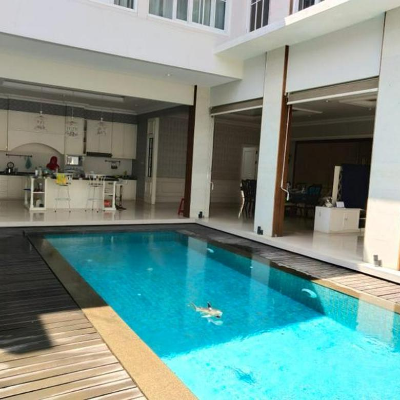 Turun Harga! Luxury Home at Sayap Pasteur, belakang BTC