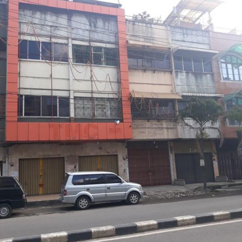 Dijual Ruko Gandeng Sutrisno Siap Huni - RK-0056