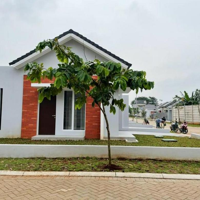 Rumah Baru di Bintaro U Town Bintaro