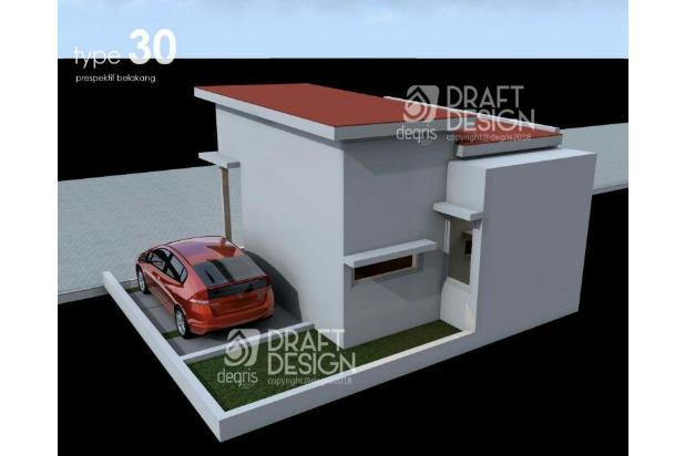 Rp376jt Rumah Dijual