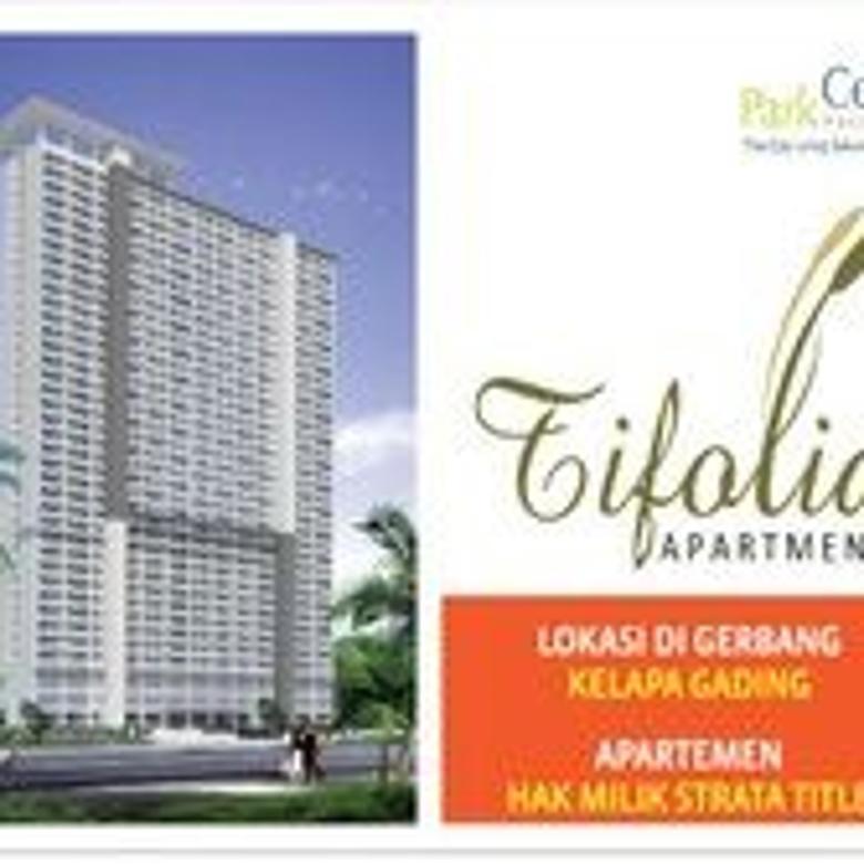 Apartemen Tifolia 1 BR Pulomas Park Center, Kelapa Gading