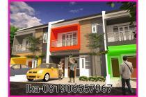 Rumah di jual di cimahi murah mewah 2 lantai bisa KPR
