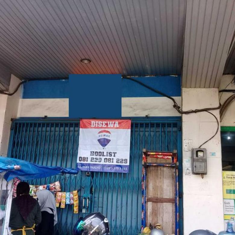 Ruko Pusat Perbelanjaan Purwokerto Timur