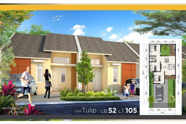 Rp871jt Rumah Dijual