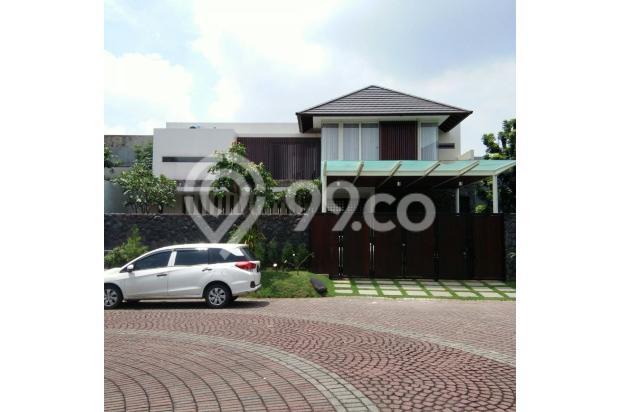 NEGO KERAS!! Rumah Semi Furnish ROW JALAN SUPER LEBAR di Graha Family 16846143