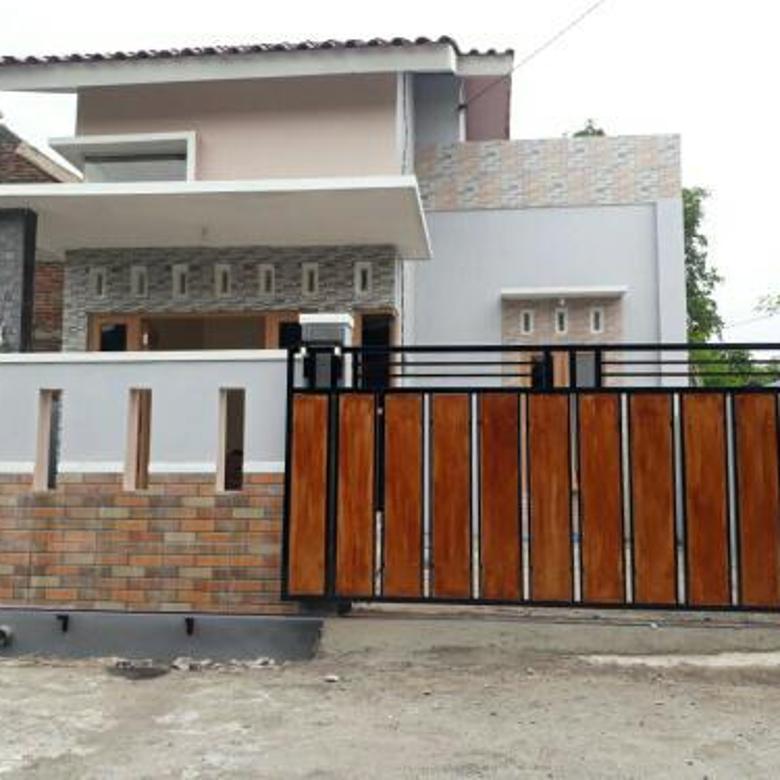 Rumah baru gress minimalis siap pakai
