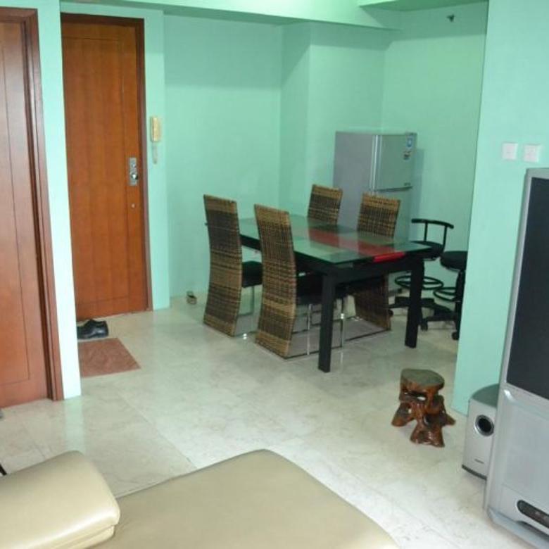 Apartemen Poins Square 2Br Furnished Lebak Bulus Jakarta Selat
