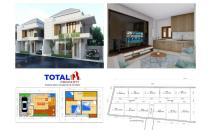 Dijual Rumah baru 2 Lt tipe 80/87 di Pemogan, Denpasar Selatan