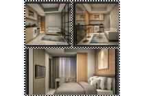 Disewakan cepat Apartemen The Mansion Kemayoran 1 BR Full Furnished