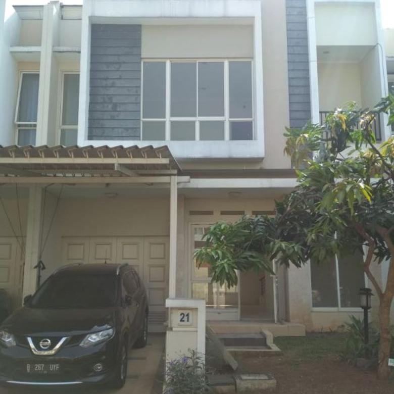 Dijual Rumah di The Springs Gading Serpong Tangerang