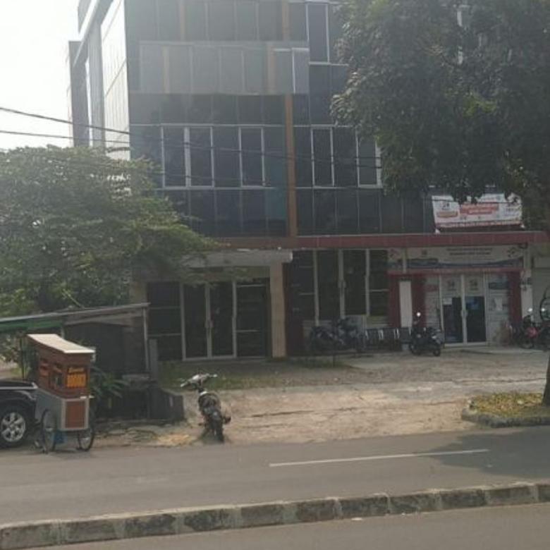 Dijual Ruko 3 Lantai Pinggir Jalan Kembar Di Bintaro Sektor 3