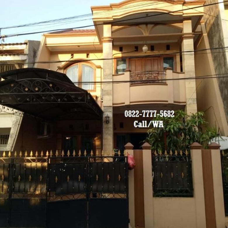 Rumah Cantik 2,5 Lantai Siap Huni Taman Malaka Pondok Kelapa