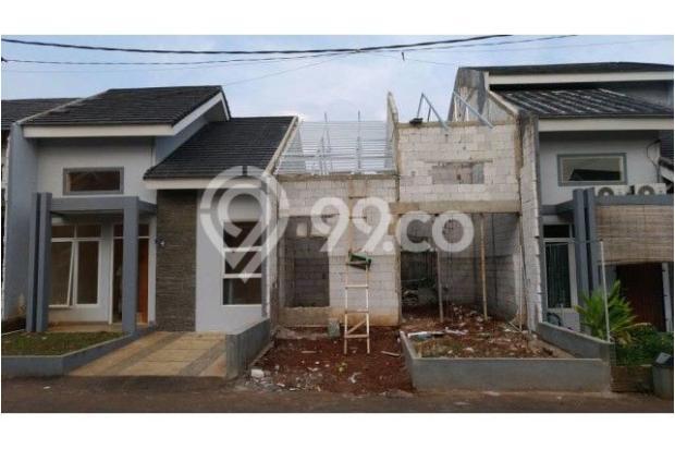 Dijual Rumah Lingkungan Asri di Cibubur Jakarta Timur 12272720
