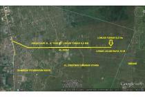 Tanah Jalan Golf Landasan Ulin Banjarbaru