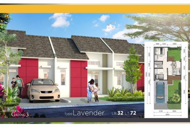 Rp516jt Rumah Dijual