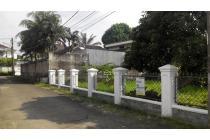 Dijual Rumah dan kav tanah di komplek Margasatwa Baru Pondok Labu Cilandal