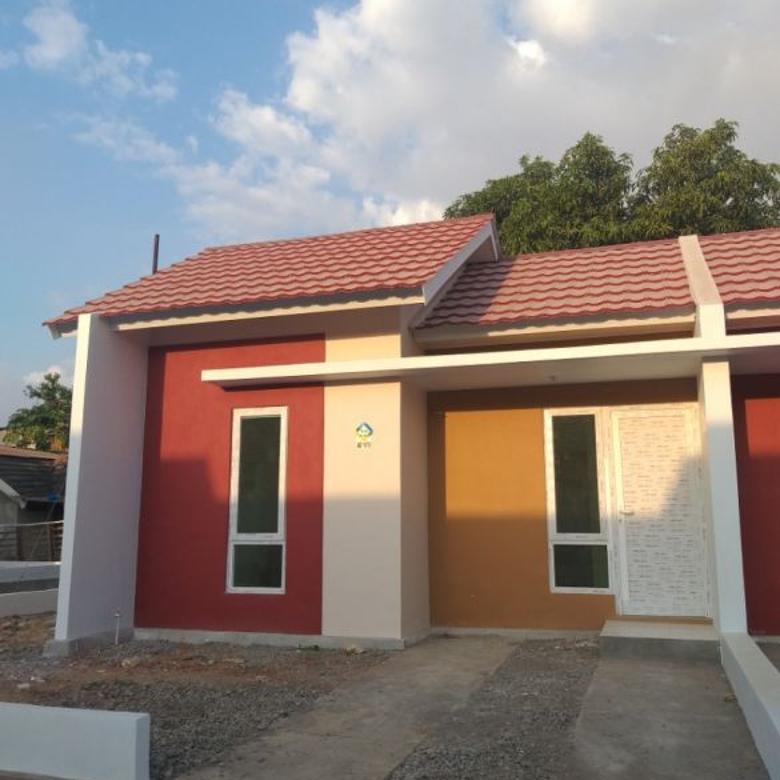 Dijual Rumah BTP Blok AD Type 30/90 - Ready Stock