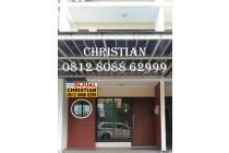 Dijual Cepat Rumah Green Lake Cluster East Asia uk.4x12 Bangunan Brand New