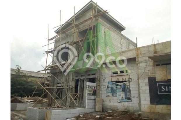 TOWNHOUSE 2 Lantai Depok Timur KPR Mudah Free Biaya Notaris + Pure It 15517969