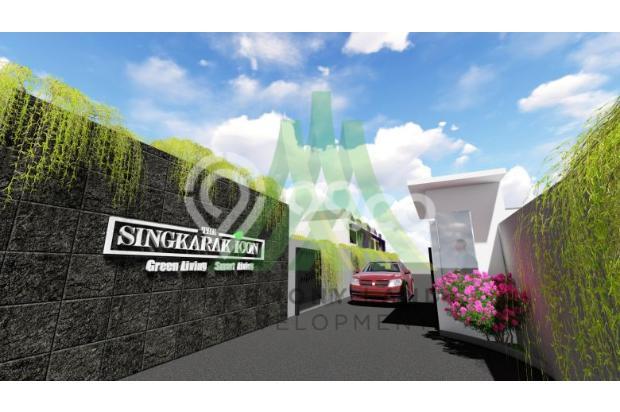 TOWNHOUSE 2 Lantai Depok Timur KPR Mudah Free Biaya Notaris + Pure It 15517993