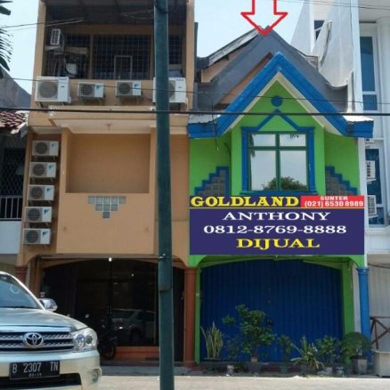 Kode: 05267  DIJUAL RUKO TAMAN MODERN, CAKUNG, JAKARTA TIMUR