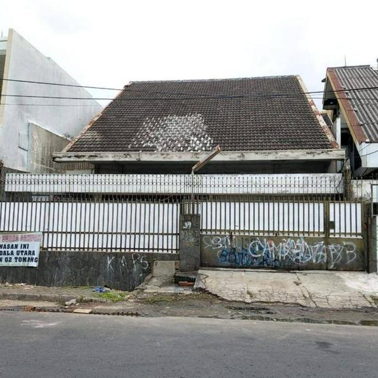 CHANDRA RUMAH BAGUS LUAS DI TOMANG UKURAN 21.5X15M JALAN LUAS