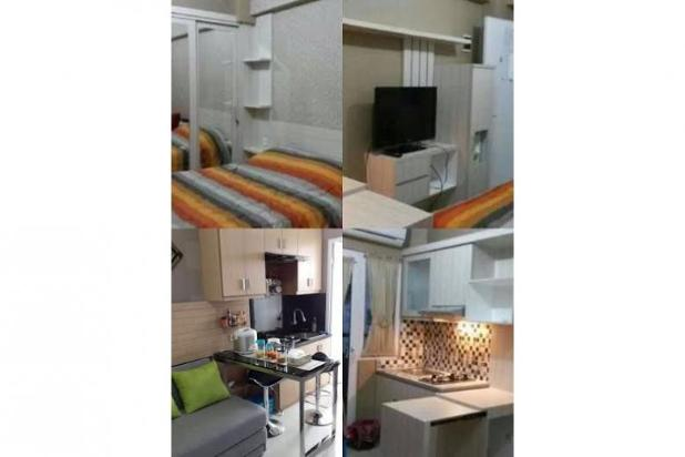 FOR SALE!! type studio full furnished Apartmen the green pramuka 6894660