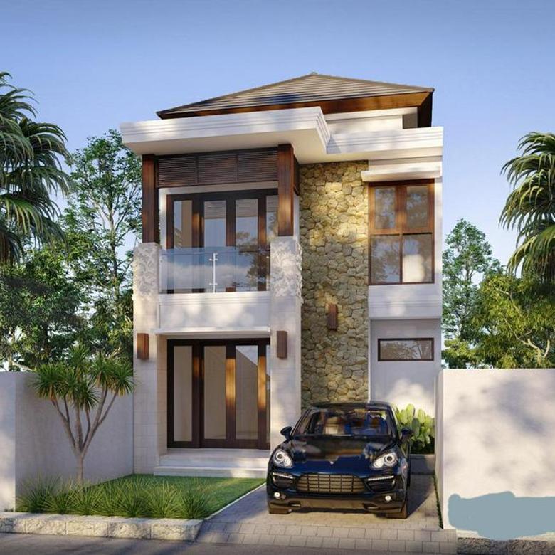 Dijual Rumah Baru Minimalis Kutat Lestari Sanur Kauh Denpasar