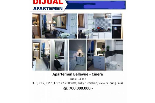 Rp699jt Apartemen Dijual