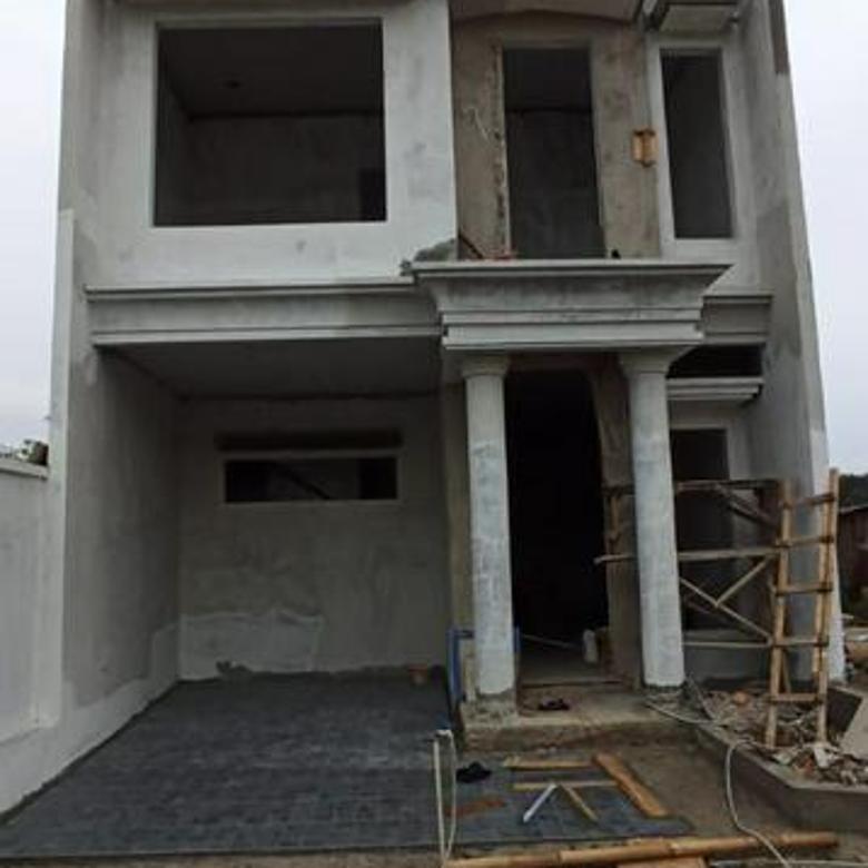 Rumah Syariah Mewah Dipinggir Jln Raya Pondok Cabe, 8 Menit Dari Tol