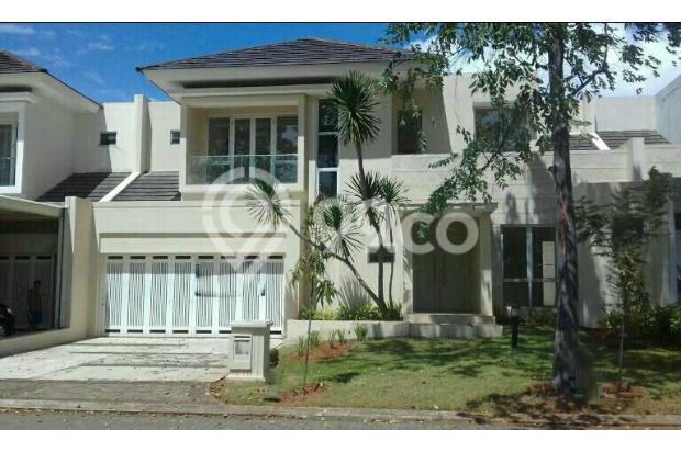 Dijual rumah de park Cajuputi BSD 15144542