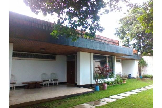 Dijual Rumah + Paviliun + Bangunan Komersial (Gor dan Gudang) 14418520
