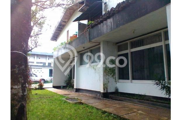Dijual Rumah + Paviliun + Bangunan Komersial (Gor dan Gudang) 14418555