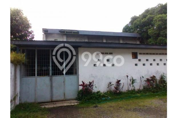 Dijual Rumah + Paviliun + Bangunan Komersial (Gor dan Gudang) 14418559