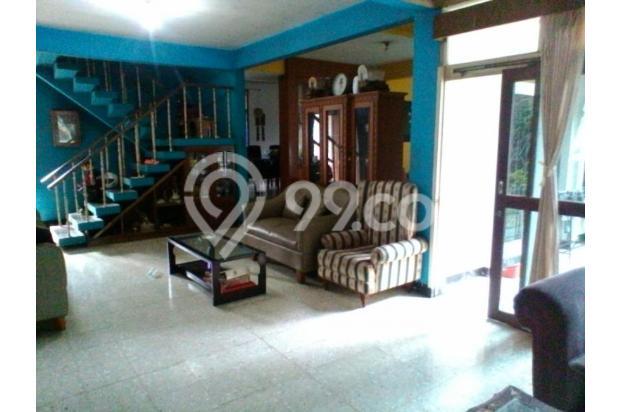 Dijual Rumah + Paviliun + Bangunan Komersial (Gor dan Gudang) 14418568