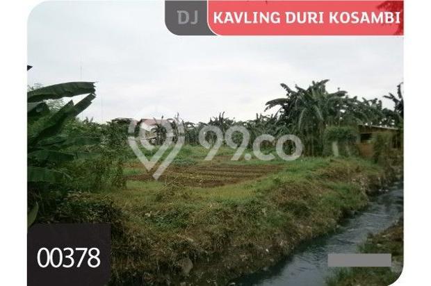 Kavling Jl. Raya Duri Kosambi, Jakarta Barat 5164372