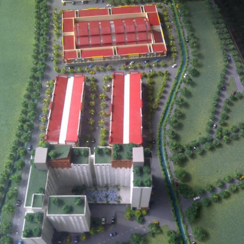 Apartemen Grand Palm Residence 2BR Tower C