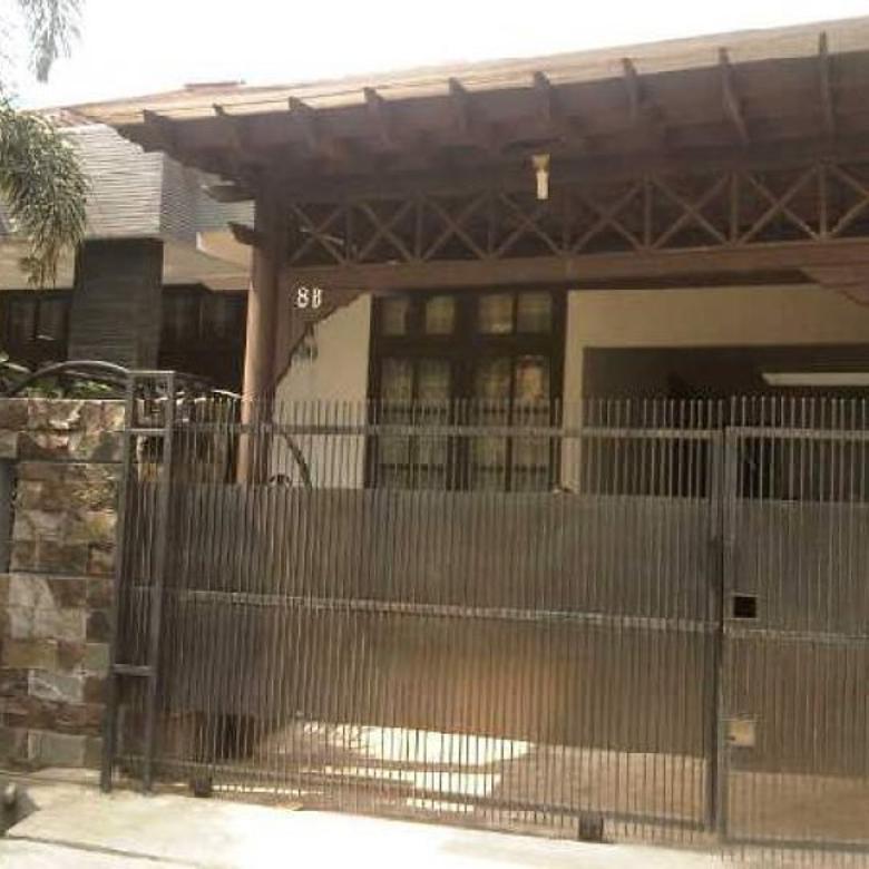 Dijual Rumah di Pondok Jaya 2 Kebayoran Baru Jakarta Selatan OP650