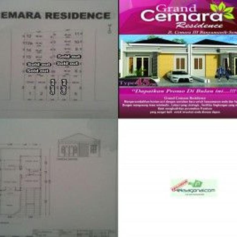 Rumah Idaman di Jalan Cemara Banyumanik Semarang Hks4105