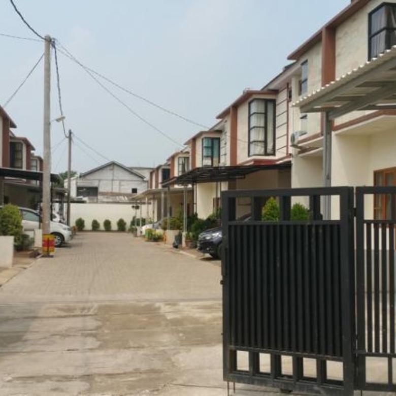 Rumah KPR Dekat Universitas Pamulang Akses Stasiun
