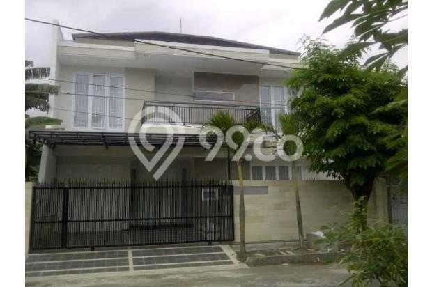 Rumah New, Minimalis, Siap Huni, Furnish di Dharmahusada Indah Utara 4333964
