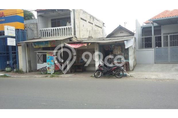Rumah hitung tanah Raya Sepanjang Ketegan cocok buat Kantor Ruko Minimarket 15246966