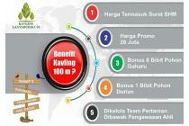 Kavling Buah Lantaburro Tanjungsari Tahap 3,