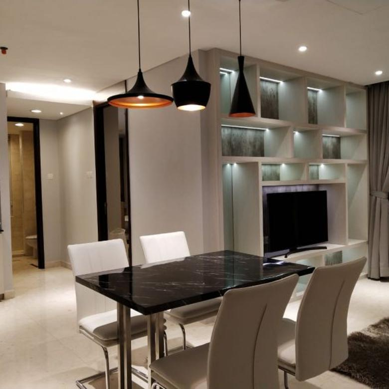 Dijual Apartemen The Grove 2BR Furnish Baru