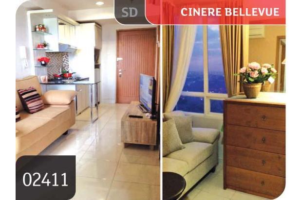 Rp855jt Apartemen Dijual
