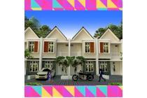 Cluster rumah 2 lantai di bintaro ada fasiliatas taman bermain