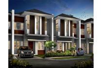 Dijual Rumah 2LT Strategis di Nebraska Kota WIsata Cibubur Bogor